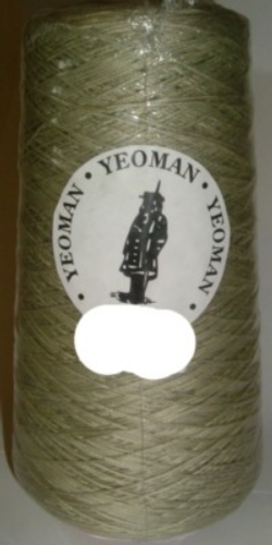 Yeoman Cannele Corded Mercerised Cotton 4ply String Y196.020